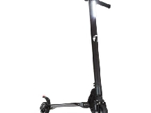 Trottinette électrique pliable E-Scooter adulte 250W max 28 km/h - carbone noir