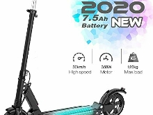 GÜMÜ Y8 - Trottinette électrique, Electric Scooter Batterie 7.5Ah Longue port