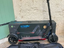 Trottinette électrique ETWOW booster plus confort