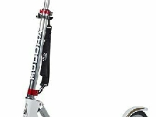 HUDORA - 14005 - Trottinette - Big Wheel Air 205 - Argent/Blanc