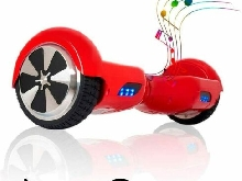 Hoverboard électrique Bluetooth gyropode LED trottinette gyroskates scooter