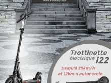 Trottinette Electrique MoovWay S_Troot - i22