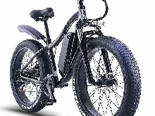Electric Bike Mountain E-bike Fat Tire E-City bike 26inch 1000W 48V 16A en stock