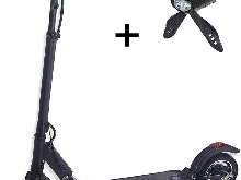 URBANMOVE Start Trottinette Électrique Mixte Adulte, Noir