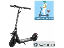 Trottinette Electrique 350 watts 25 km/h Autonomie 25 km Batterie Lithium-ion