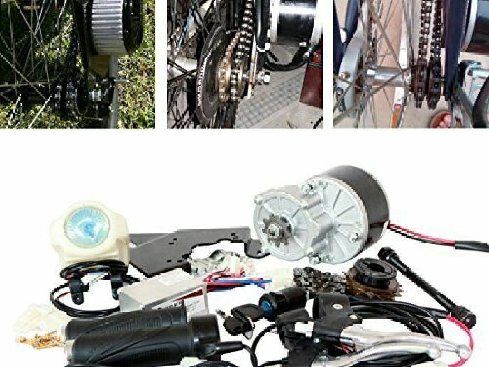 L-faster 24V 36V250W Electric Bike KIT DE Conversion E-Bike KIT (36V 250W)